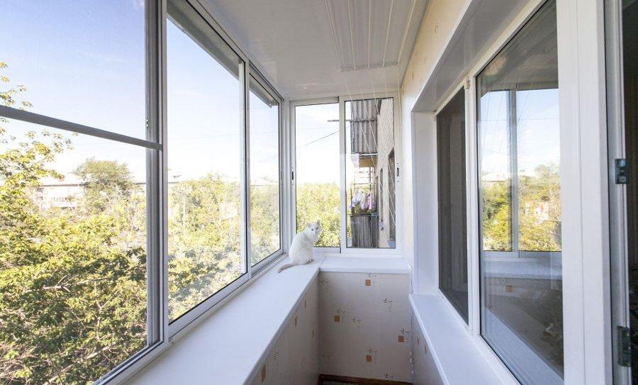 балкон при перепланировке